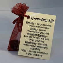 Grounding Crystal Kit