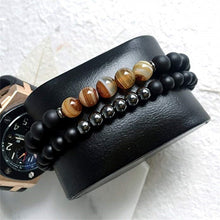 Agate and Onyx Protection Bracelets