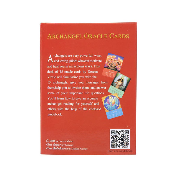 Magic Archangel Oracle Cards