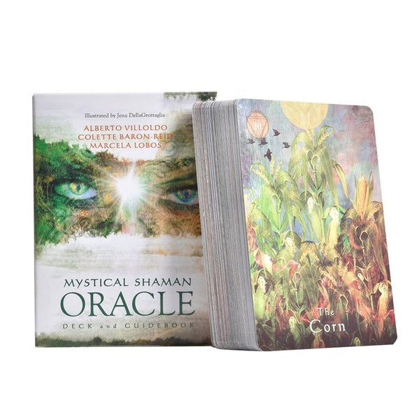 Oracle Cards Mysterious Fate Tarot Cards