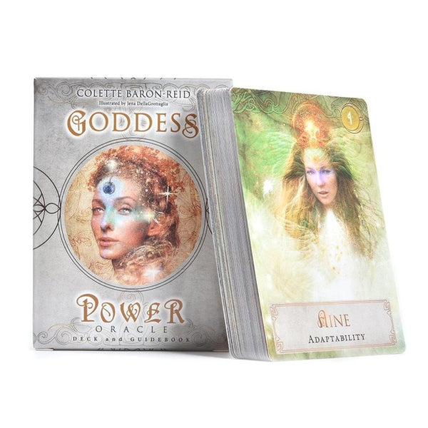 Full English Read Fate Tarot Cards