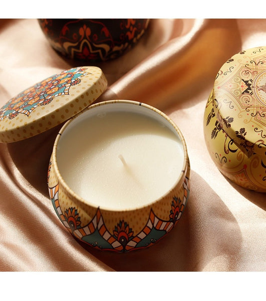 Natural Soy Handmade Scented Candle