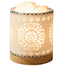 Night Lights Himalayan Salt and Air Purifier