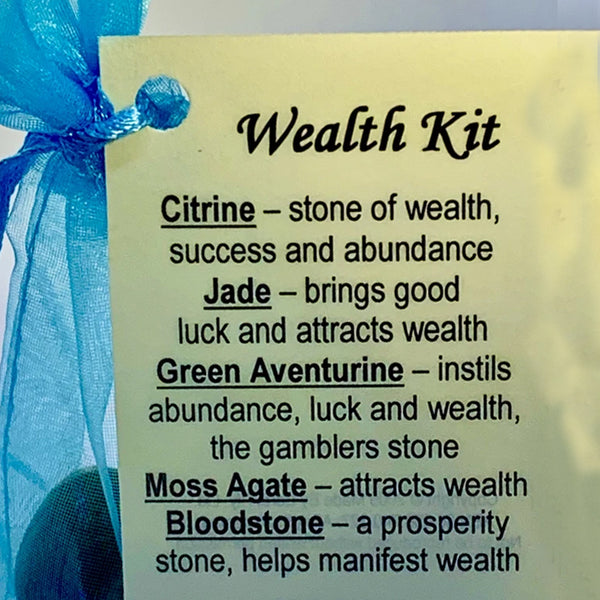 Wealth - Crystal Kit