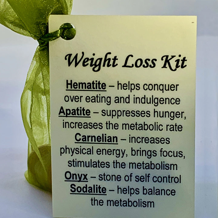 Weight Loss - Crystal Kit