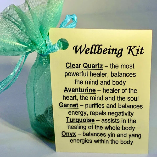 Wellbeing - Crystal Kit