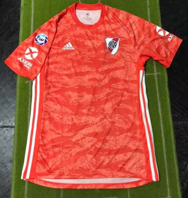 River Plate Home Jersey '19 SUPER LIGA NEW ARMANI 1