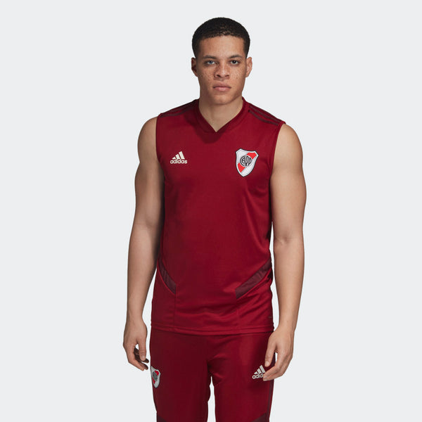 River Plate Training Sleeveless Jersey (Burgundy)