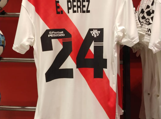River Plate Titular Jersey 2019 - PEREZ 24
