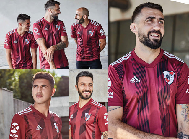 River Plate Alternative Jersey 2019 Honor to Torino - QUINTERO 10