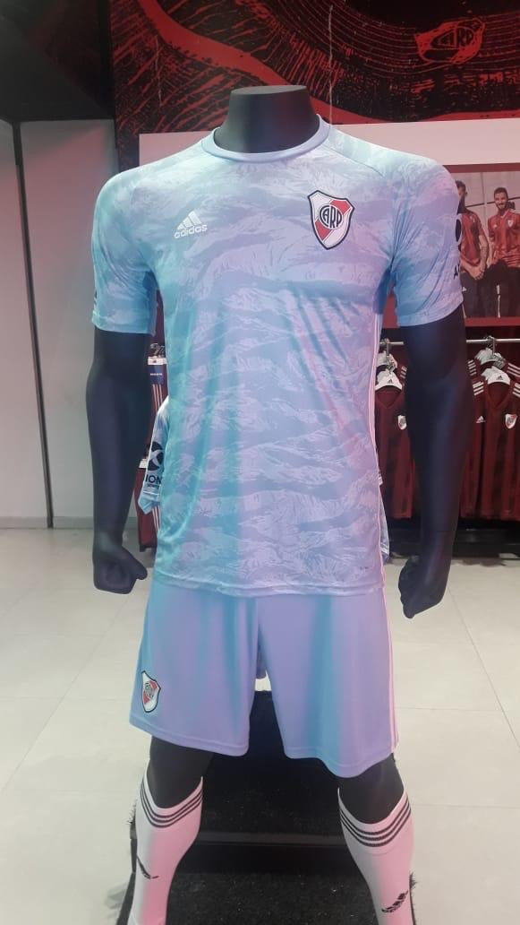 NEW River Plate Goalkeeper Jersey 2019