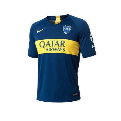 Boca Juniors Authentic Match Home Jersey '18-19