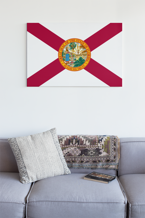 Florida State Flag Wall Art - Down Home Products