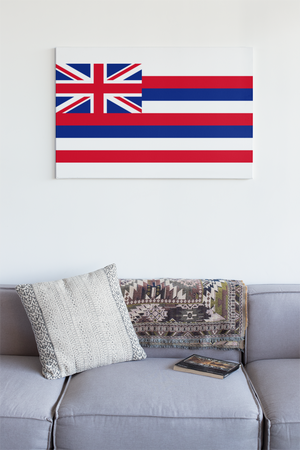 Hawaii State Flag Wall Art - Down Home Products