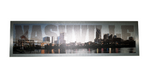 Nashville Skyline Printed on Brushed Aluminum - Down Home Products