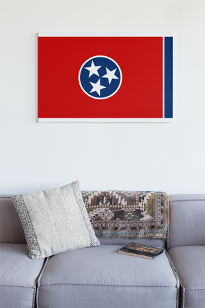 Tennessee State Flag Wall Art - Down Home Products