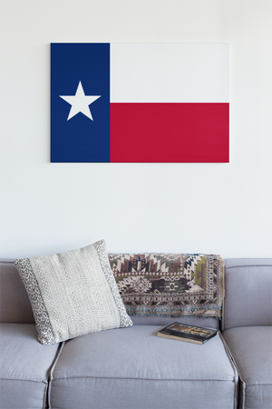 Texas State Flag Wall Art - Down Home Products