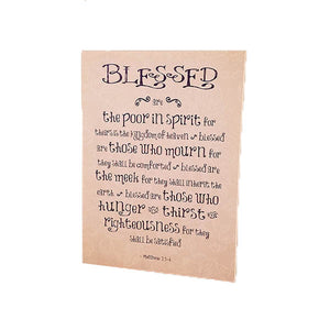 Beatitudes - Down Home Products