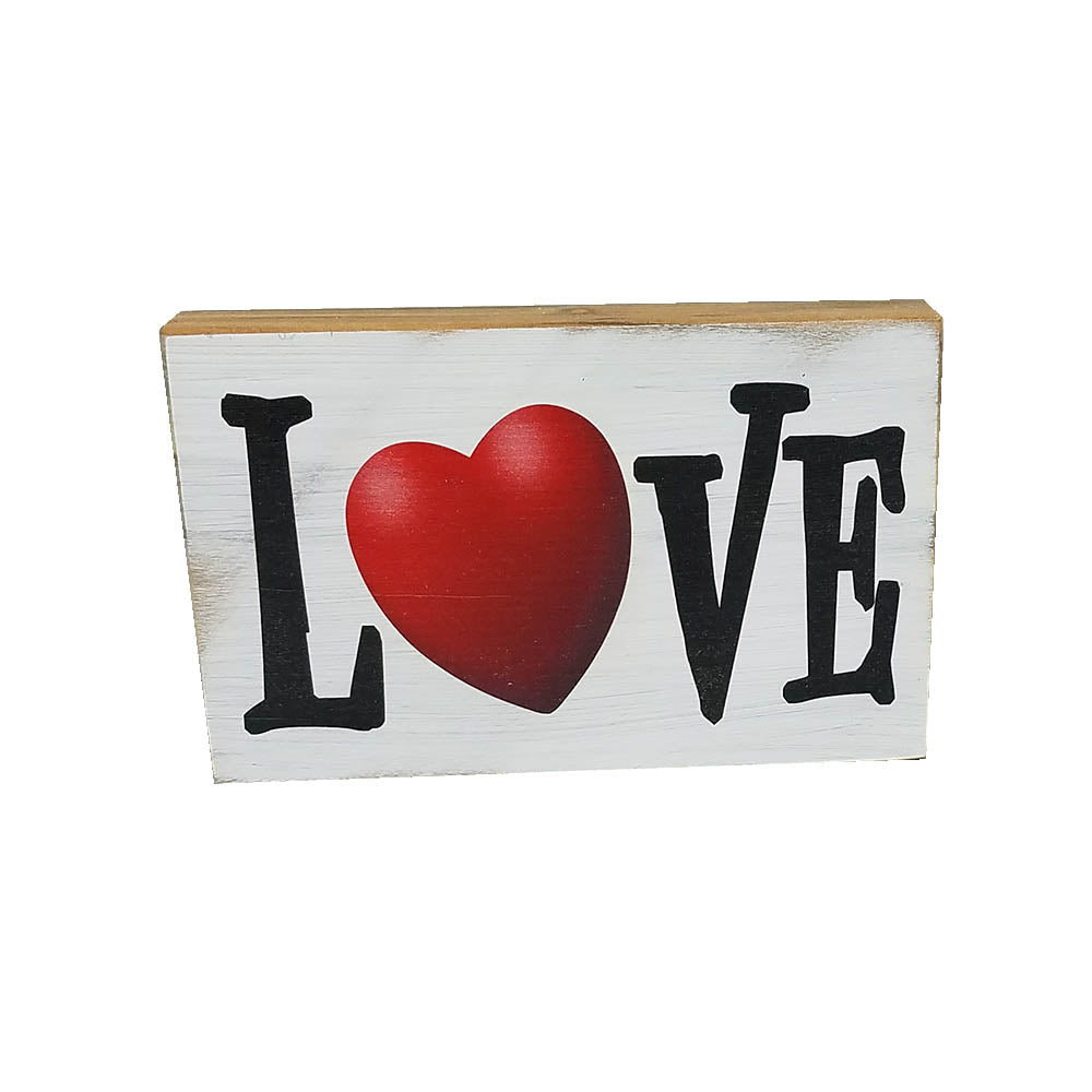 Love Shelf Decor - Down Home Products