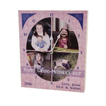 Grandmother Clock Pink - Down Home Products