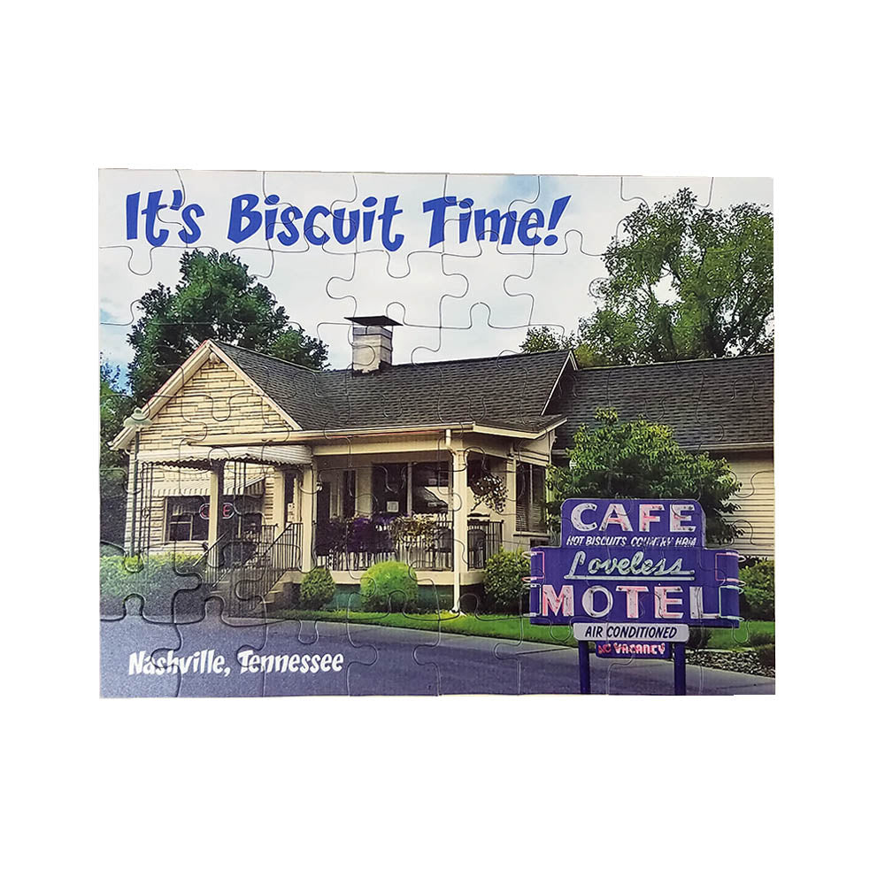 Loveless Cafe Puzzle - Down Home Products