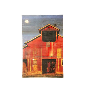 American Heart Red Barn - Down Home Products