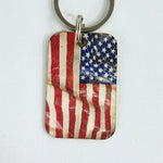 Key rings - wood - Down Home Products