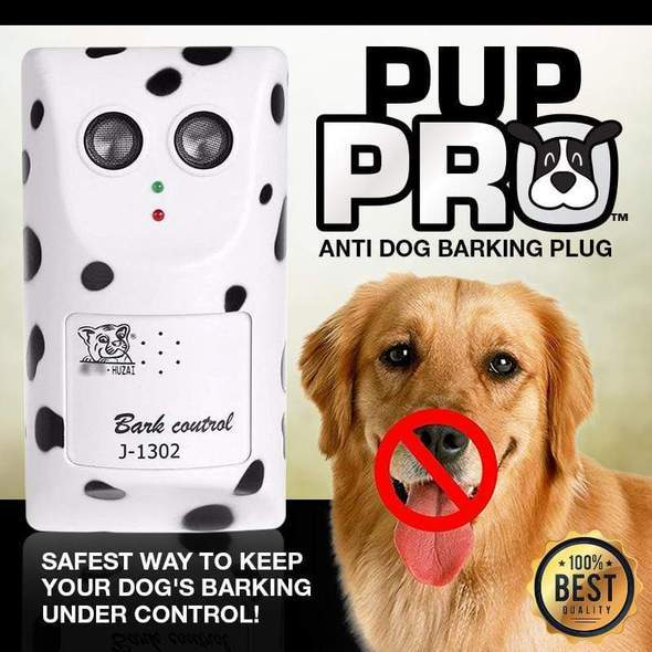 Pup Pro™️ Sonic Anti-Barking Dog Plug