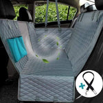 Luxury Waterproof Car Seat Cover + FREE SAFETY BELT! - Grey