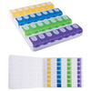 Easy Fill Weekly 4X a Day Medtime Pill Organizer