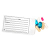 Printed Pill Envelope - 50 Count Pack