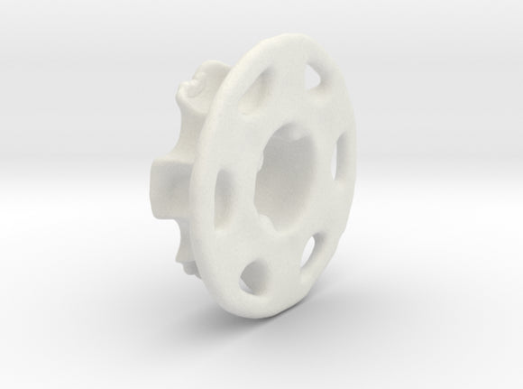 Vertical Chain Control Gear 002B 3d printed