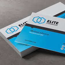 Essential Series - Matte Finish Business Cards