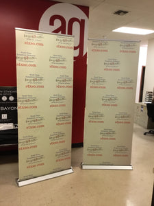 Retractable Banner Plus +