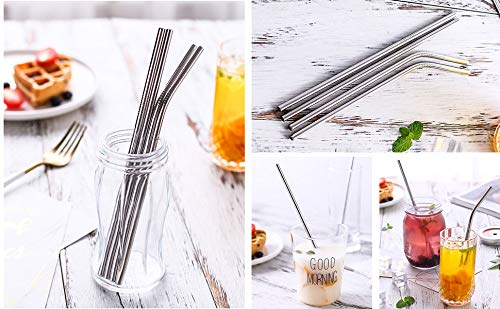 Nature Zone Reusable Metal Straw