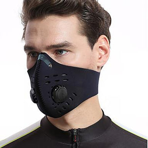 Anti Bacteria, Pollution & Dust Mask - Breathe Clean Air & Stay Healthy! - BackYourHero