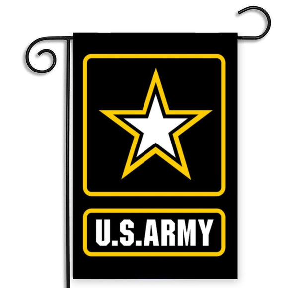 U.S Army Garden Flag 12.5 X 18 Inches - BackYourHero