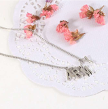Elegant Army Necklace - BackYourHero
