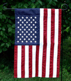 American Garden Flag 12.5 X 18 Inches - BackYourHero