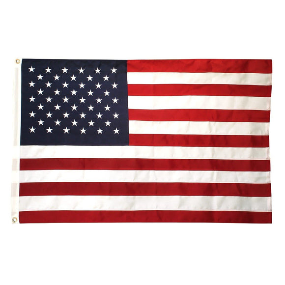 Durable American Flag With Grommets 3 X 5 Feet - BackYourHero