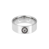 Elegant U.S Navy Ring - Pure Titanium! - BackYourHero