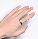 Stunning Handcuff Ring for Police Officer Appreciation - BackYourHero