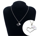 Adorable Nurse Necklace with Heart Pendant - BackYourHero