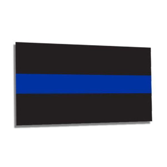 Thin Blue Line Sticker 2.5