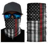 Thin Red Line Gaiter - Firefighter Support