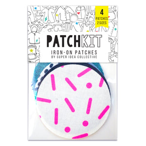 Assorted Large Circles (4 pack)