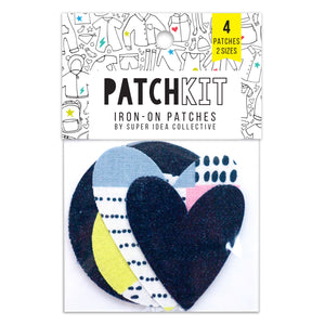 Circles + Hearts (4 pack)