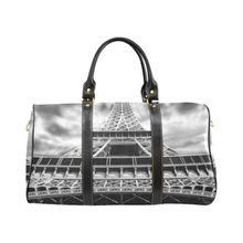 Eiffel Tower Large Waterproof Travel Bag