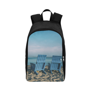 Blue Chair Backpack