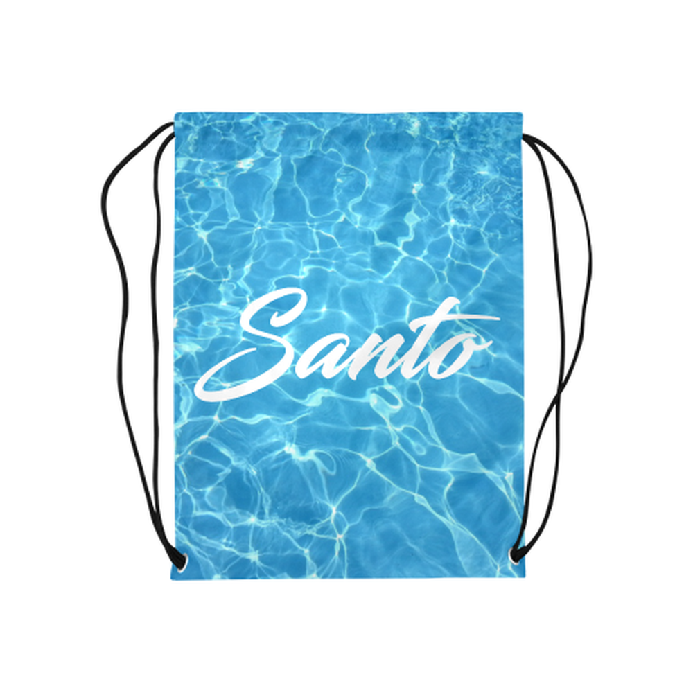 Pool Drawstring Bag